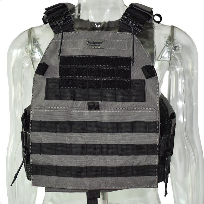 Оптовая продажа OEM, полицейский армейский тактический военный жилет безопасности для страйкбола, защитный жилет для тела, черный армированный военный