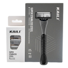 KAILI 6 Blades men's razor New Technology System Shaving Razor
