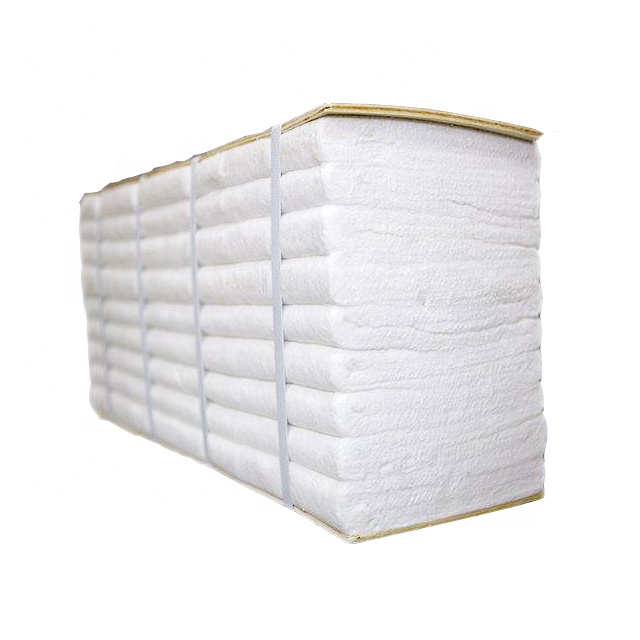 High quality refractory ceramic fiber module insulation for iron and steel industry