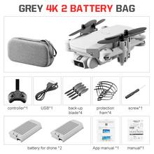 Мини-Дрон с 4K HD камерой, Wi-Fi, FPV, складной, удерживающий высоту, 3D, Flips, RC, вертолет, самолет, детские игрушки, игра дома, Дрон(China)