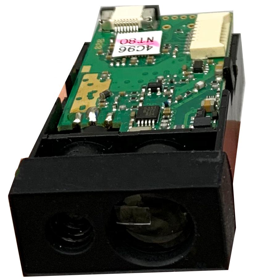 40 м новый стиль непрерывного измерения лазерный дальномер для использования на открытом воздухе
