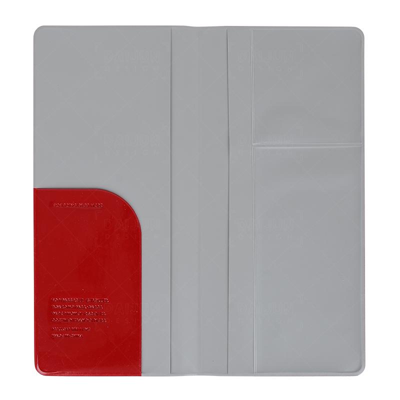 Новые товары, рекламная Обложка для документов, билетов на авиаперевозку, индивидуальная Обложка для паспорта, печать