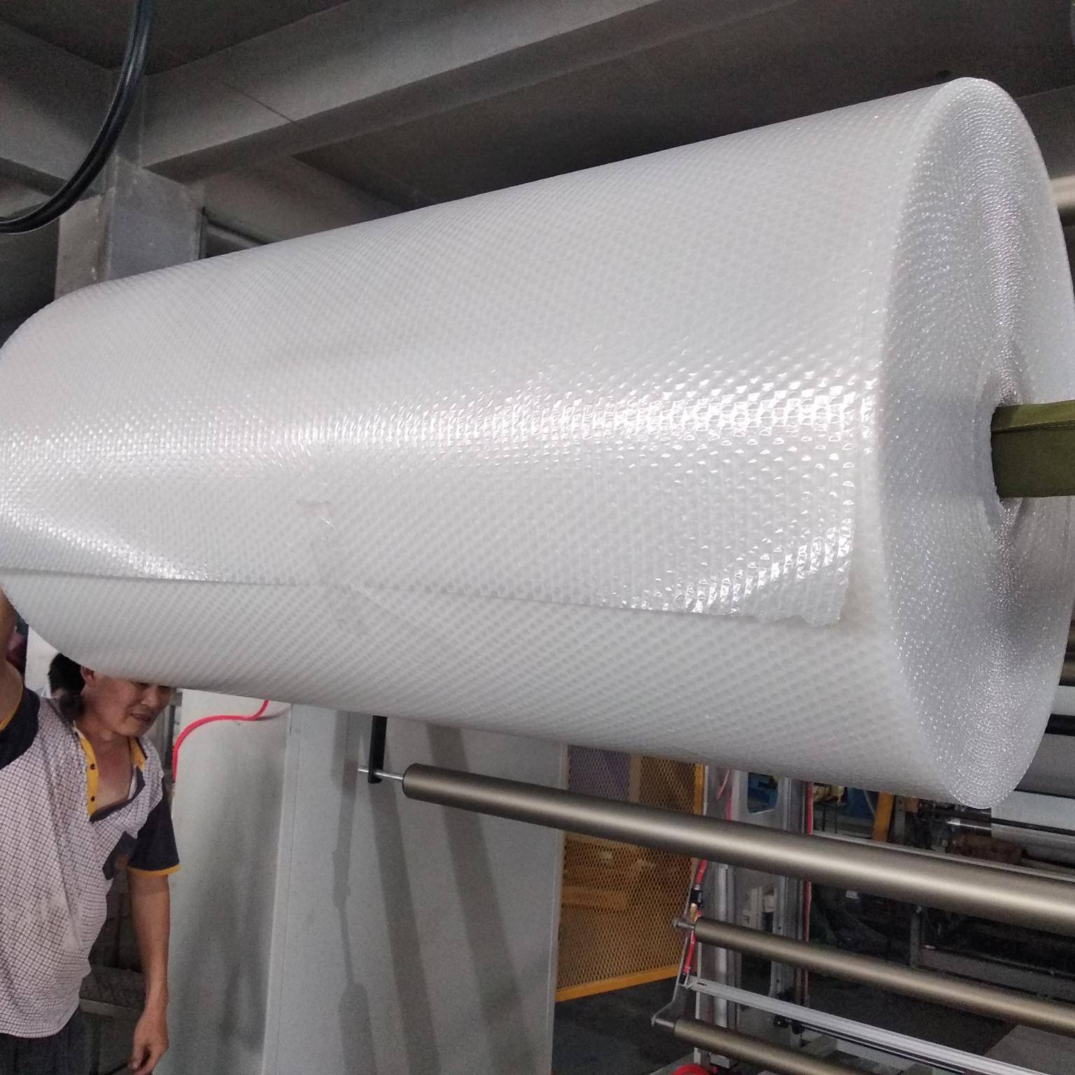 Пластиковый пакет из пузырчатой пленки воздушно-пузырчатая warp