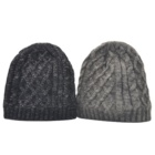 Winter Hats Hat Fashion Knitted Winter Wool Hats Customized Adult Striped Knitting Hat