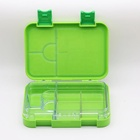 Factory Supplier Microwave& Dishwasher fancy travelling food box meal prep storage boxes bins food