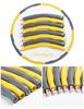 Yellow&grey HULA ring HOOP