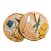 Round cheese board 1