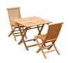 Una mesa + dos sillas