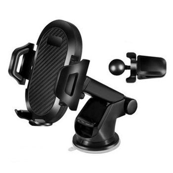 360 Rotation Car Mount Air Vent cell Phone Holder Windshield Dashboard Strong Suction Cup phone Holder