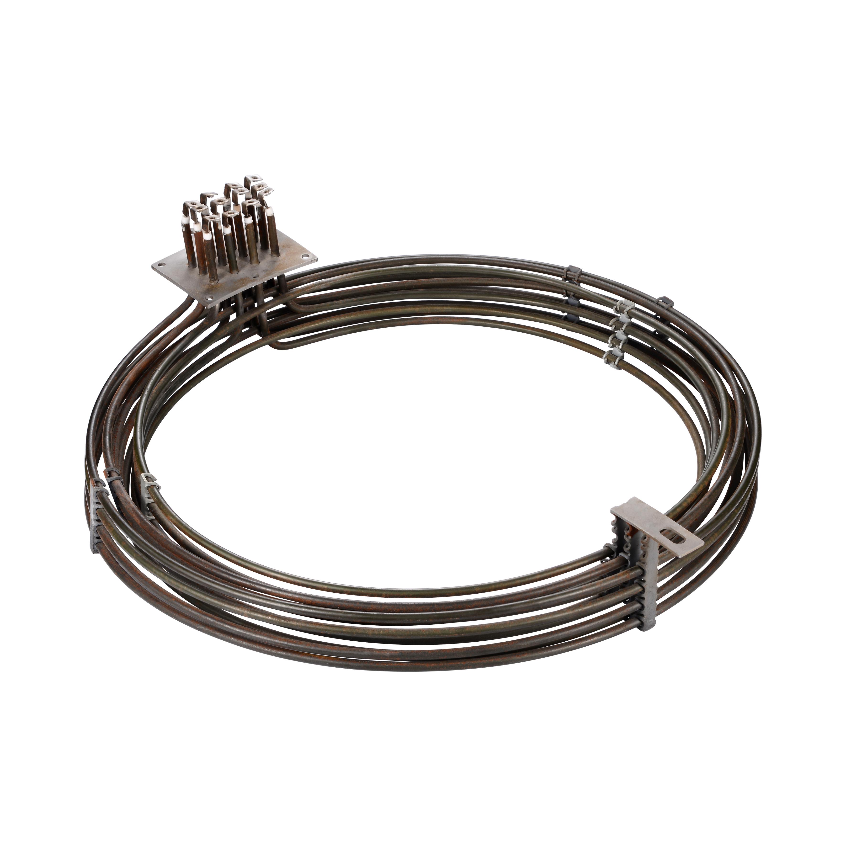 Latest Design Superior Quality Safe Tubular Rotary Oven Heating Element