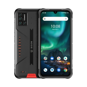 Umidigi Bison 6GB+128GB Rugged 4G Bison Best Android Cell Smart Phones Gaming Mobile Phone