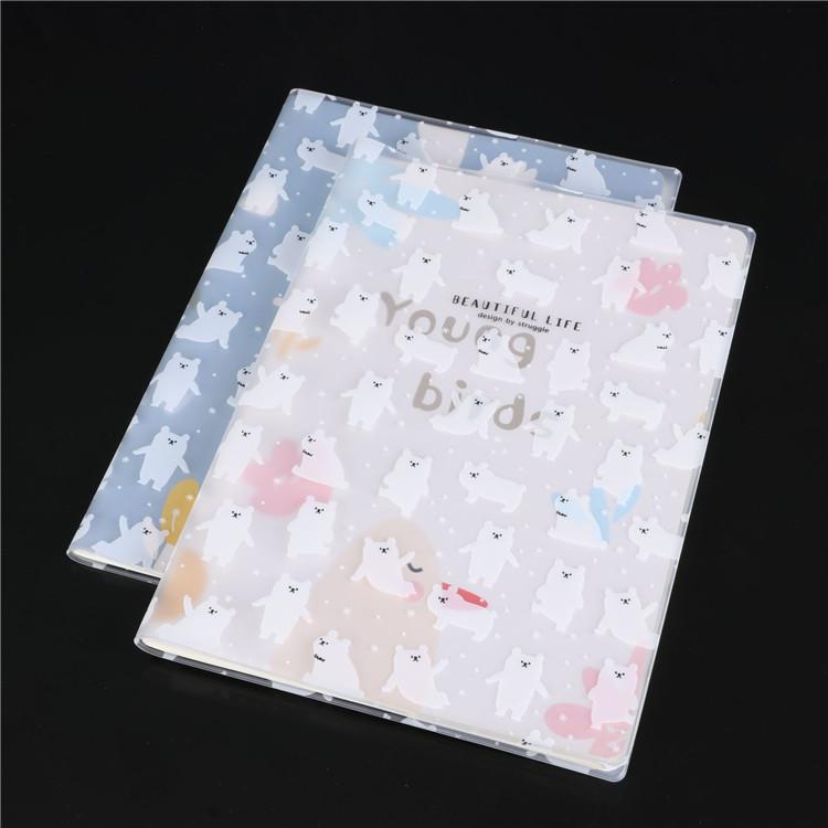 Чехол-книжка из ПВХ, пластиковый, экологически чистый, Фабричный, водонепроницаемый, белый, индивидуальный логотип, декоративный защитный чехол для книг, растягивающийся
