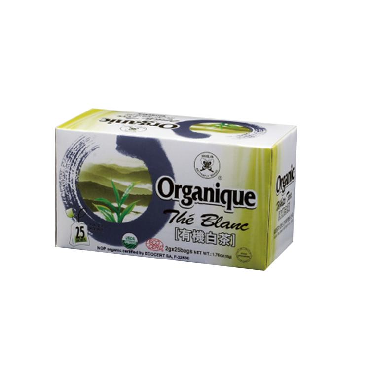 Organic White Tea OWT915 - 4uTea | 4uTea.com