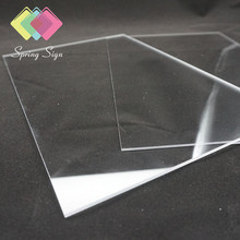Beliebtesten productsacrylic plexi glas blatt pricenew technologie produkt in china