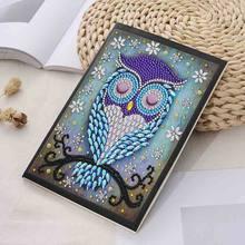 5D Алмазный альбом для рисования специальная форма Новое поступление Алмазная вышивка распродажа A5 дневник Книга мозаика картины подарок(Китай)