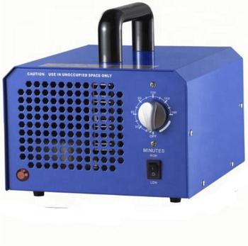 Adjustable Ozone Output Ozone Generator with 2 hours timer