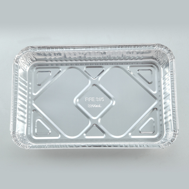 disposable half size deep aluminium baking trays large catering foil steam table pans