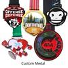 Custom medaille
