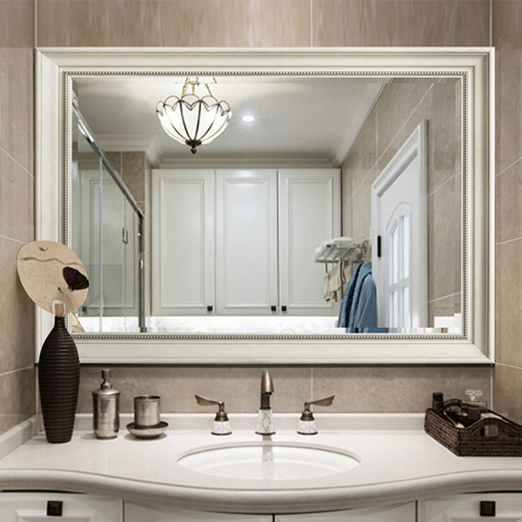 Rectangular Antique Black Framed Mirror Decorative Bathroom Wall Mirror Buy Rectangular Black Framed Mirror Antique Decorative Mirror Bathroom Wall Mirror Product On Alibaba Com