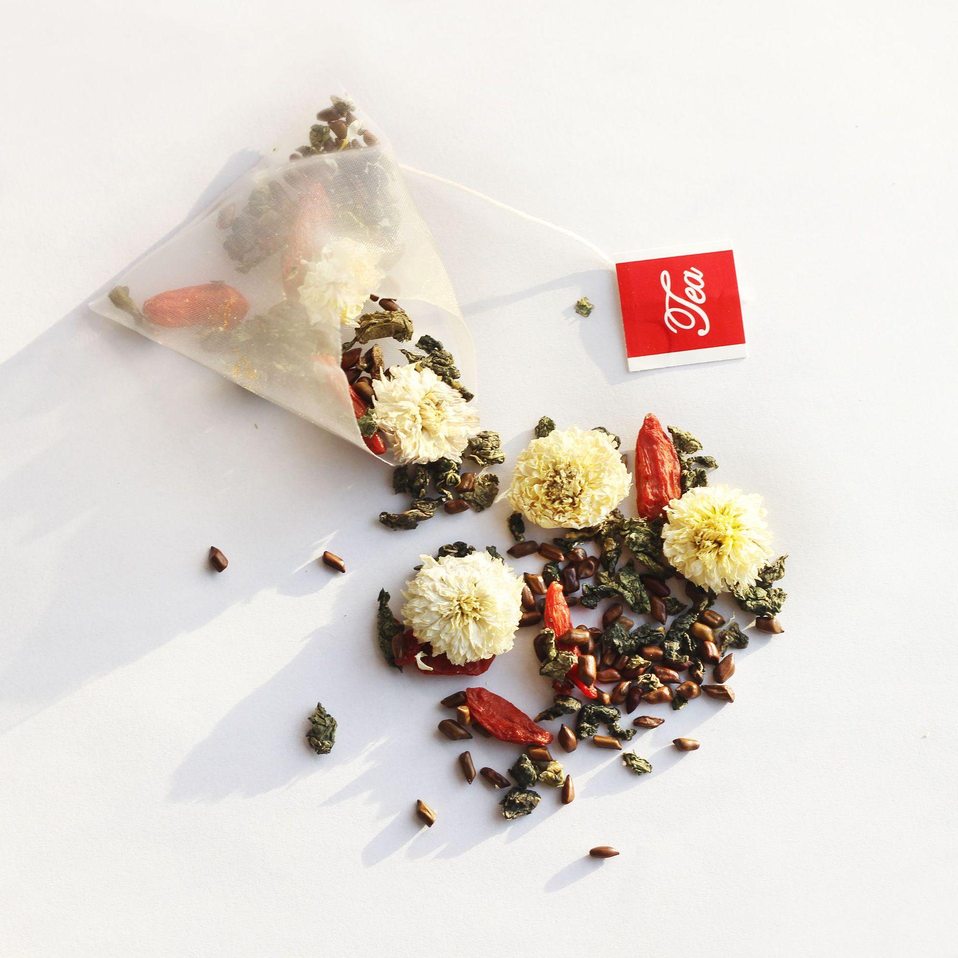 Private Label Wholesale Semen Cassiae Dried Chrysanthemum Tea Bags For Lowering Blood Pressure Woman's Tea - 4uTea   4uTea.com