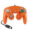Dark orange console port