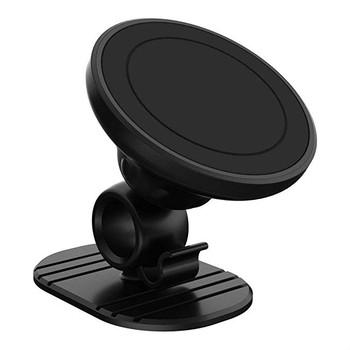 Leadingplus 360 Magnetic Car Phone Holder Mini Stand Cell Phone Magnet Mount Car Holder For iPhone Samsung