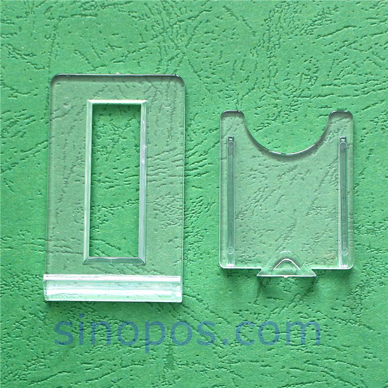 10 шт./упаковка, пластиковые витые регулируемые раздвижные подставки 7 см