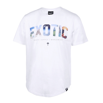 Short Sleeve Cheap MOQ Custom T Shirt No Pattern Bulk Men Clothes