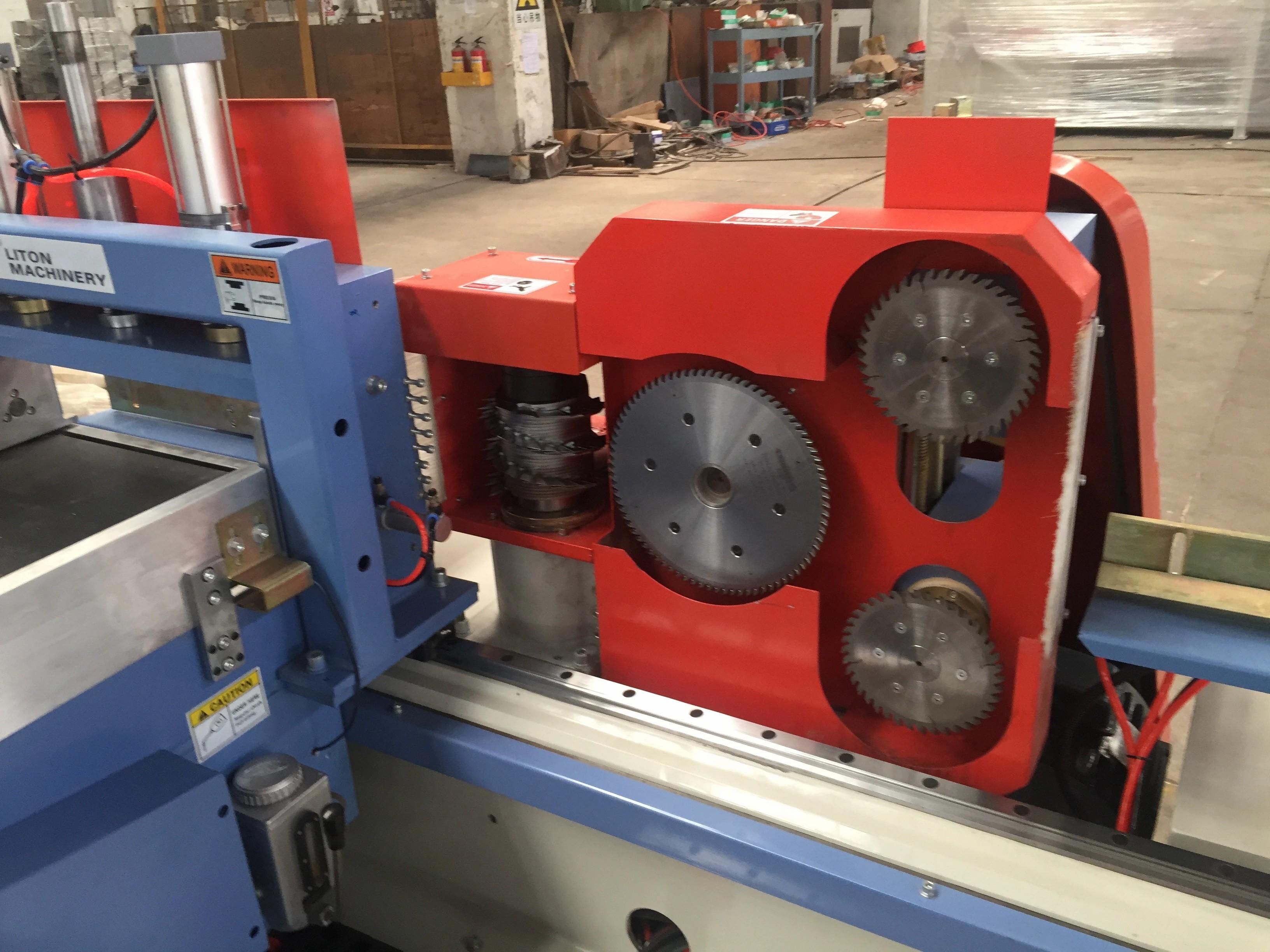Ламинирование под дерево и склеивания автоматическое устройство для сустава пальца формирователь для деревообработки