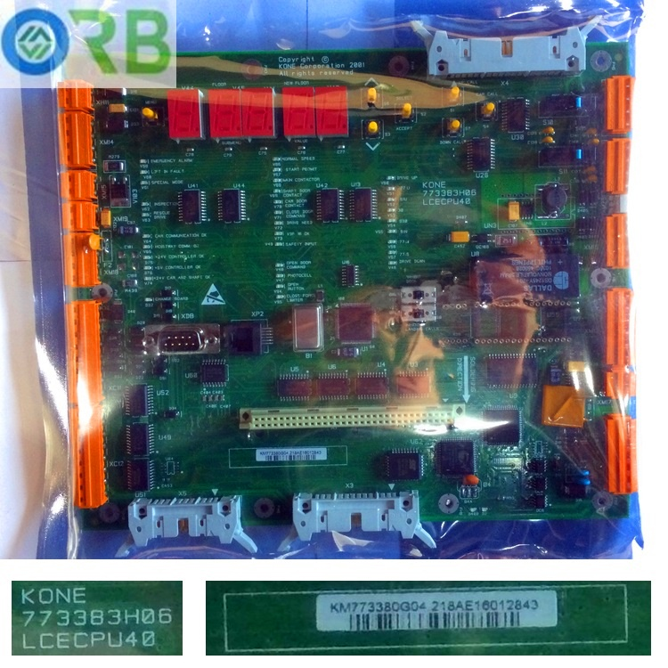 Good Price for Elevator Parts Elevator PCB Board LCECPU40 773383H06 KM773380G04