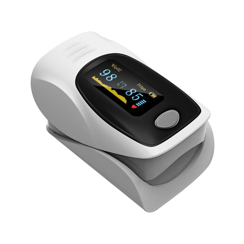 Wholesale Custom TFT Digital Screen Oximetro Blood Oxygen Saturation Measurements Portable Fingertip Pulse Oximeter