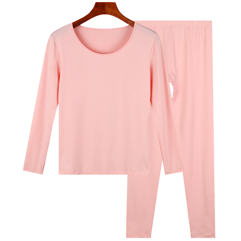 Hot Sale high quality fabric men and women long johns thermal underwear set