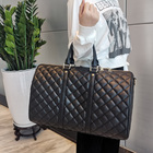 Designer Bags Bag Designer Travel Bags Luxury Designer Quilted Weekender Duffel Bags Waterproof Custom Duffle Bag Leather Overnight Travel Bag For Women