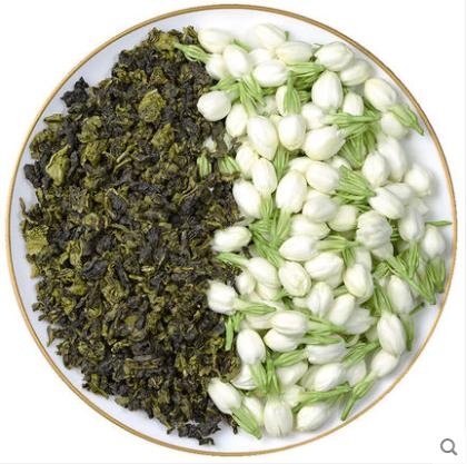 ZSL-OO-003dropshipping Chinese Oolong Tea Jasmine Flavor Tea Private Label Detox Tea bags fines herbs foods - 4uTea | 4uTea.com