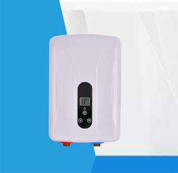 OEM China Wall Mounted Intelligent Bathroom Dc Water Heater For Bathroom