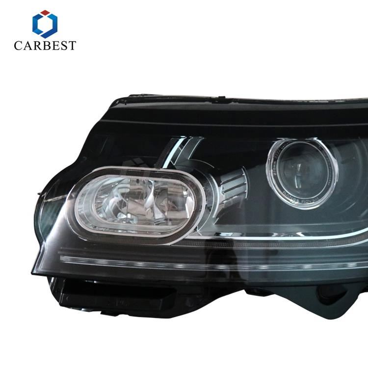 High Quality New HID AND LED HEAD LAMP For RANGE ROVER VOGUE 2013-2017