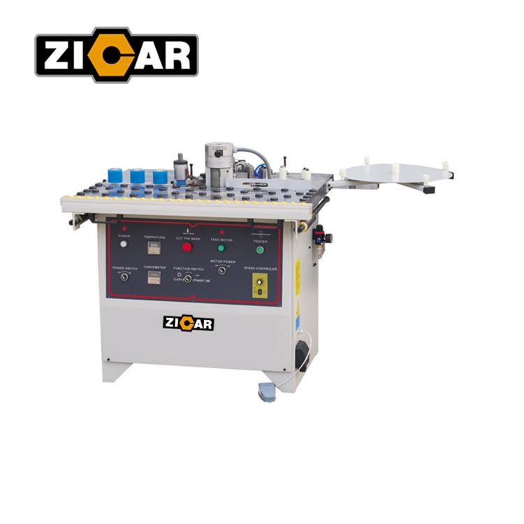 ZICAR MF515C Кромкооблицовочный станок с предварительно фрезерным деревом Кромкооблицовочный станок