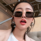 Thin Funny Sunglasses For Women To Create A Big Face Thin Face Shape RETRO SUNGLASSES In Europe And America Korean Fashion Network