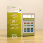 Ph Ph Test Precise 4.5-9.0 PH Test Strips Saliva Rapid PH Test Paper