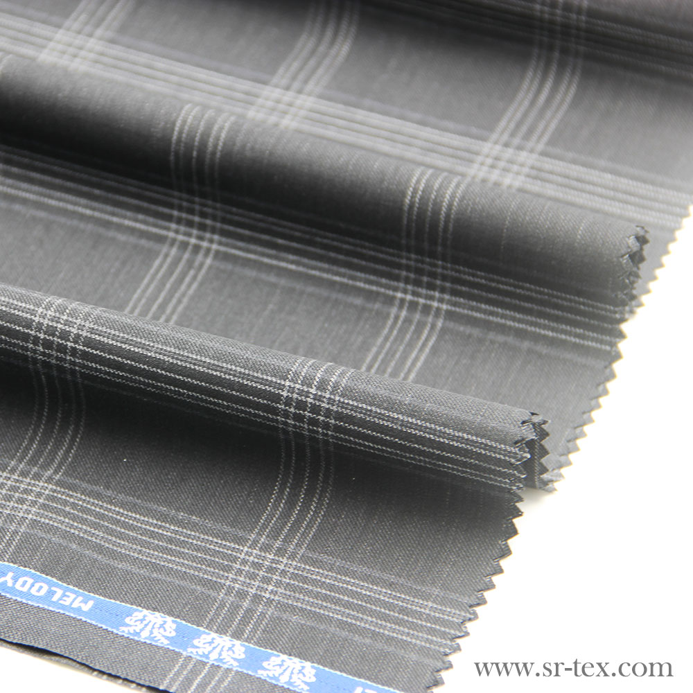 super quality Italian Luxury 70% Wool 30% Polyester Suiting Fabrics