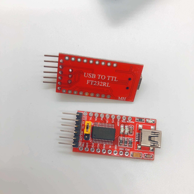 3.3V 5.5V FTDI USB to TTL Serial Adapter Module FT232RL for Ardu Mini Port