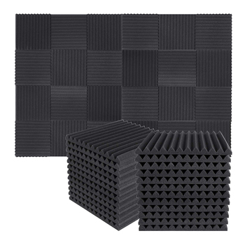 China Top Quality sound absorbtion acoustic panel wall sound proof acoustic foam panels