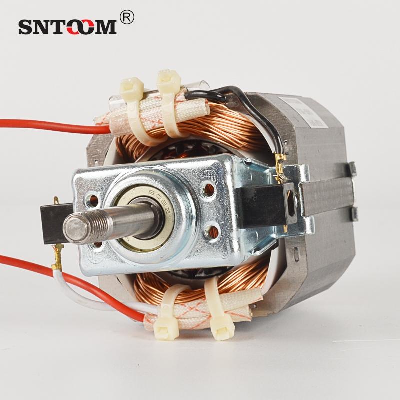 MS-590 bidirectional motor wind spiral alarm series excitation motor 220V AC series excitation motor high power STSG-0590