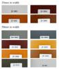 Colors for 35mm&50mm Slats