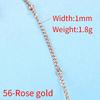 56-Rose gold