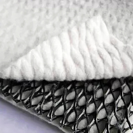 China geonet composites geotextile 3d drainage geonet for slope protection