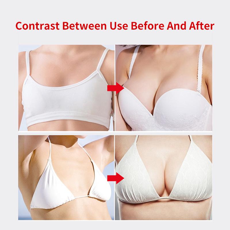 oem odm Female breast augmentation brest tighten cream Papaya Instant Lifting Fast breast increasing enlargement