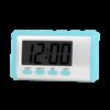 blue beep alarm clock