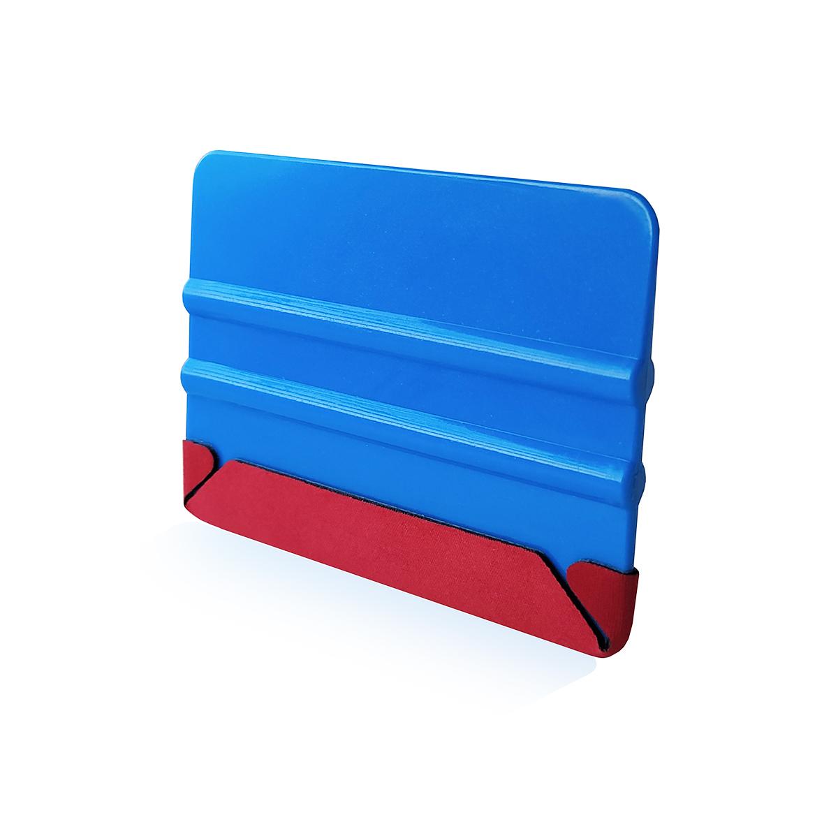 Виниловая пленка для автомобиля, тканевый войлочный скребок, прочный скребок, инструмент для обертывания из углеродного волокна, автомобильные аксессуары, инструмент для затемнения окон A17C