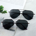 Class High Class New Style Mens Driving Super Elastic Metal Sunglasses